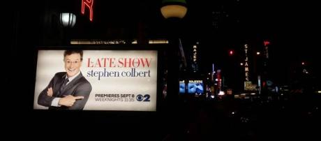 Bieber stood up Stephen Colbert and The Late Show.