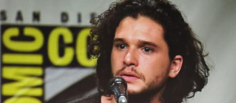 Kit Harington, Jon Snow en la ficción