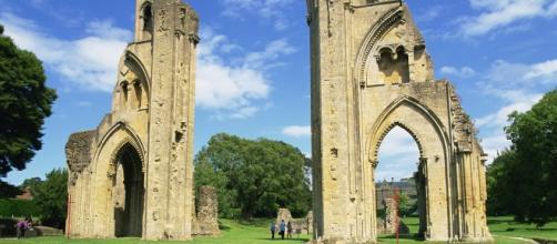 Abadía de Glastonbury (The Guardian)