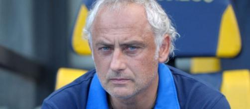 Andrea Mandrolini perplesso dopo il ko col Napoli