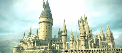 Castelo de Hogwarts - Harry Potter