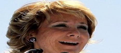 Esperanza Aguirre, política española (PP)