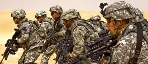 Exército norte-americano lidera a disputa