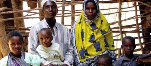 Famiglia kenyota, fare un'esperienza all'estero