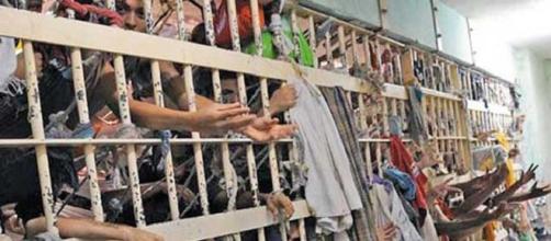 Hacinamiento en las cárceles de Brasil