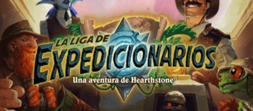 """""""La Liga de los Expedicionarios"""""""
