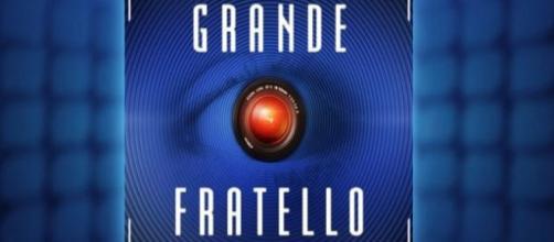 Logo del Grande Fratello, reality di Canale 5