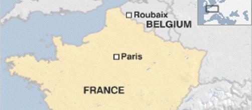 Roubaix ciudad Francesa en la frontera con Belgica