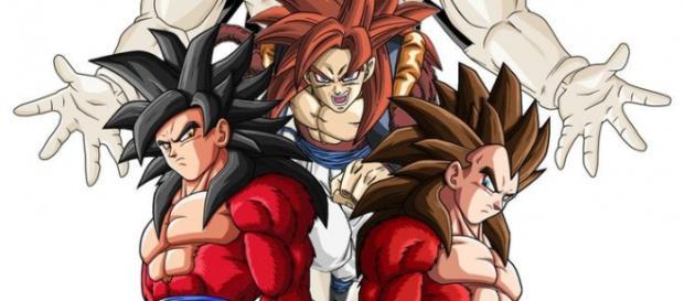 El villano y los guerreros mas importantes de GT