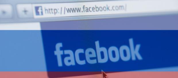 Facebook e lo scopo dell'immagine solidale.