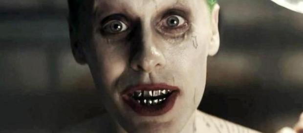 Jared Leto como Coringa em Esquadrão Suicida