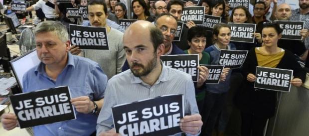 Je suis Charlie - solidarite France