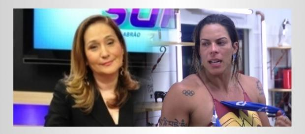 Rebeca Gusmão processa Sônia Abrão