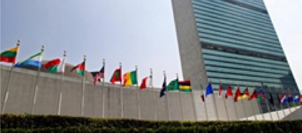 Sede da ONU nos Estados Unidos da América.
