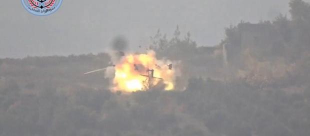 Turcia a atacat un avion rusesc