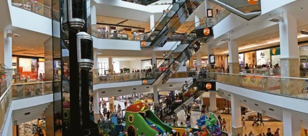 Vagas de empregos temporários em shoppings