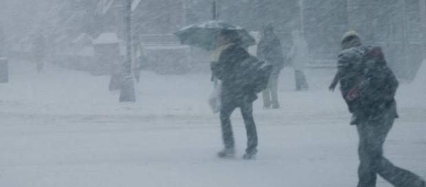 zăpadă, viscol, cod galben, precipitaţii