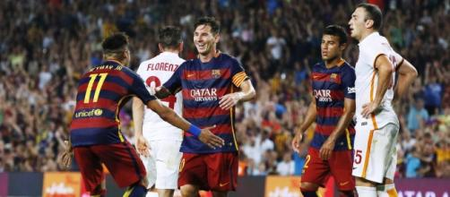 Barcellona-Roma, Luis Enrique commenta il match.