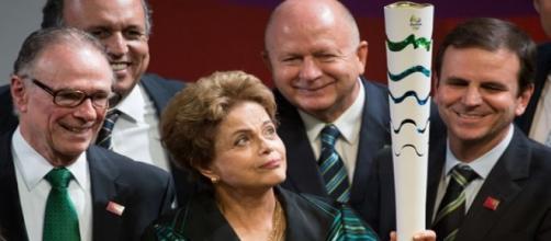 Dilma dispensa visto de entrada nas olimpíadas