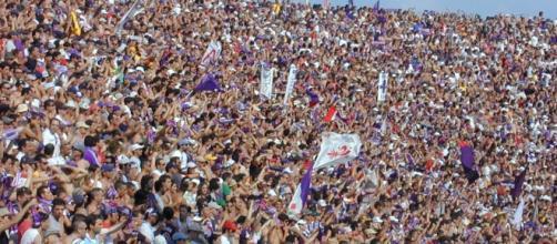 giornalisti e tifosi della Fiorentina