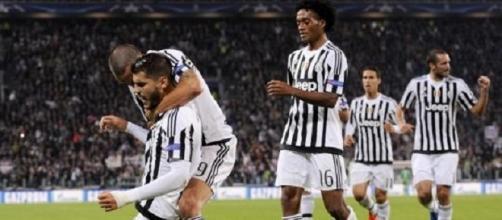Juventus-Manchester City, la diretta del match