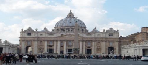 San Pedro. Ciudad del Vaticano