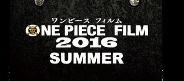 Cartel One Piece Film 2016 Summer