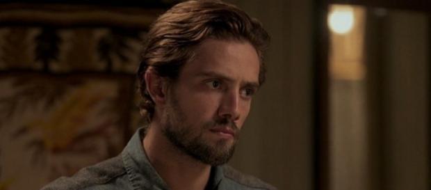 Felipe descobre que Melissa deu golpe da barriga