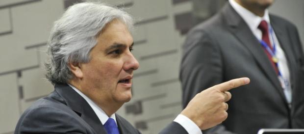 Delcídio Amaral (Geraldo Magela/Agência Senado)