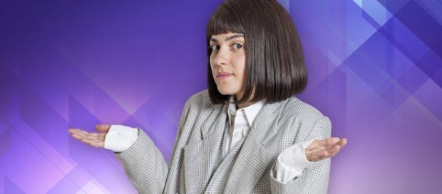Maite Perroni como a protagonista Lichita.