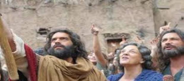 "novela bíblica""Os Dez Mandamentos"""