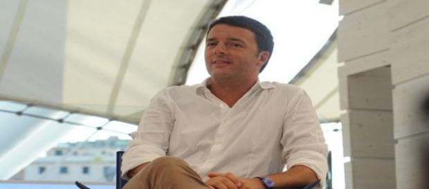 Primer ministro de Italia, Matteo Renzi. Flickr