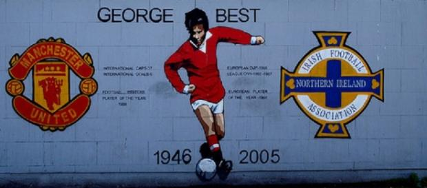 The enigmatic George Best died 10 years ago