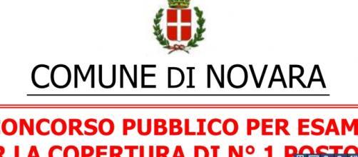 Concorsi settore socio-educativo Comune di Novara