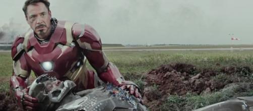 Iron Man y Capitán América: enemigos en Civil War