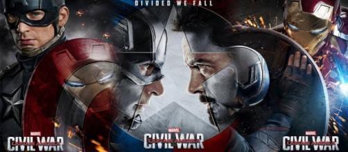 Marvel presenta dos nuevos banners de Civil War