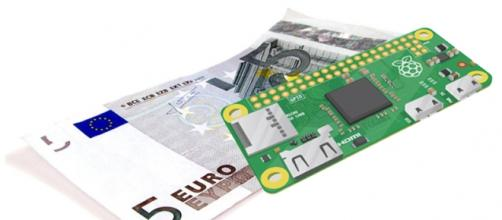 Raspberry Pi Zero, el miniordenador de 5 euros