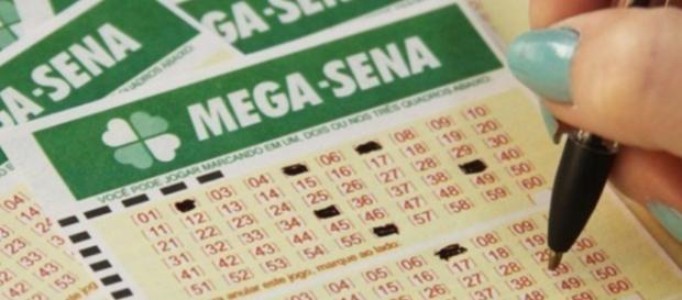 A Mega-sena é a loteria mais popular do Brasil