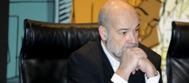 Antonio Resines, presidente de la Academia de Cine