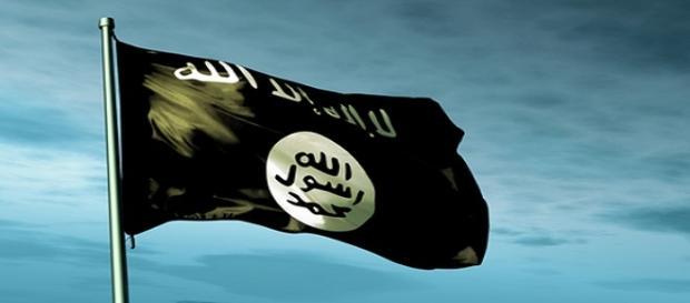 Bandera del Estado Islámico (ISIS)