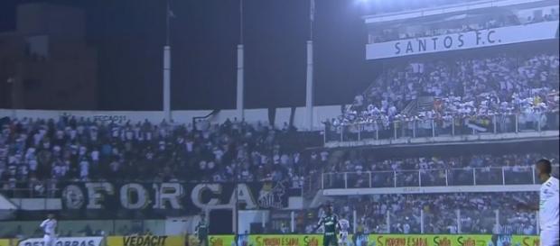 O jogo de quarta (Foto: TV Globo/Reprodução)