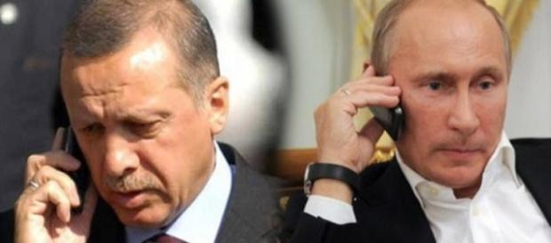 Putin quer cortar relações com a Turquia.