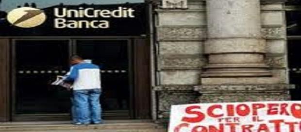 scipero bancario: sussiste la forza maggiore?