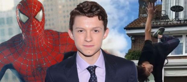 Tom Holland novo intérprete do Homem-Aranha