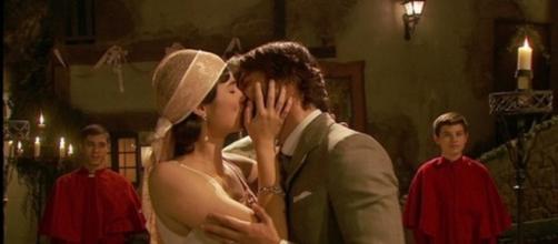 Il matrimonio segreto di Maria e Gonzalo