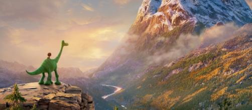 Il viaggio di Arlo, il nuovo film Pixar