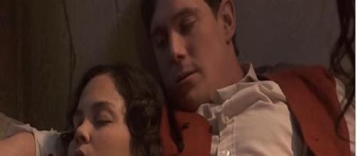 Lesmes e Jacinta si suicidano, Il Segreto