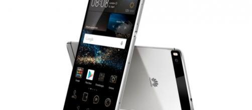 Lo smartphone Huawei P8 Lite in offerta