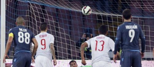 Napoli-Inter sfida scudetto al S.Paolo.