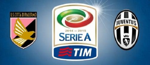 Palermo-Juventus 29-11-15 ore 20.45, posticipo